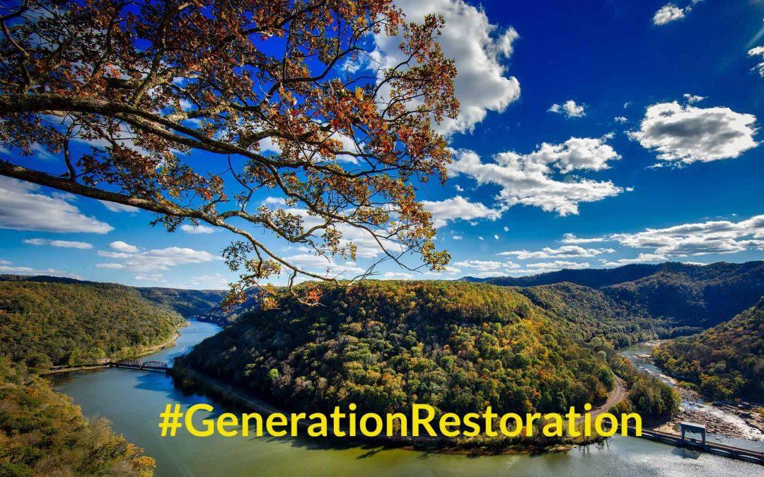 #GenerationRestoration: come deve cambiare il mondo nei prossimi dieci anni